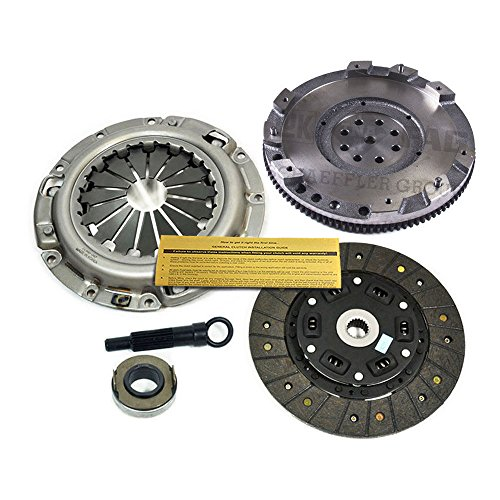 EFT CLUTCH PRO-KIT & FLYWHEEL 91-99 MITSUBISHI 3000GT STEALTH 3.0L 6CYL - Non Turbo 3000gt