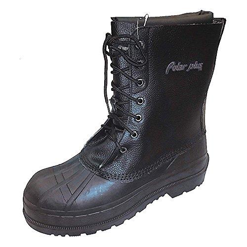 Xploro - Fw-5799gr-15 - 8h Mens Arbeide Støvler, Stål Tå Type, Svart, Størrelse 15r
