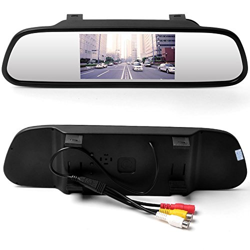 Intsun Vehicle Rearview Monitor Reverse