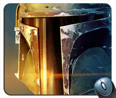 Boba Fett Star Wars Mouse Pad