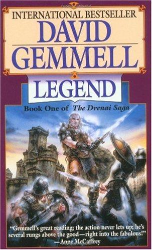 """""""Legend (Drenai Tales, Book 1)"""" av David Gemmell"""