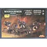 Space Marines Scouts W/Sniper Rifles 40K