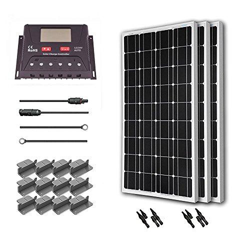 300w solar panel kit for homes - 7