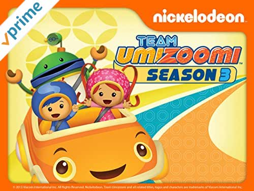 Team Umizoomi Season 3