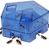 Eco-Friendly Physical Capture Roaches Effective Catcher Roach Trap (Including 3 Bags of Bait)