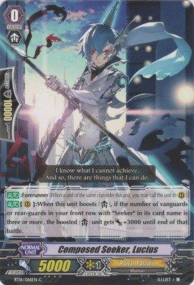 Vanguard Card Series - 6