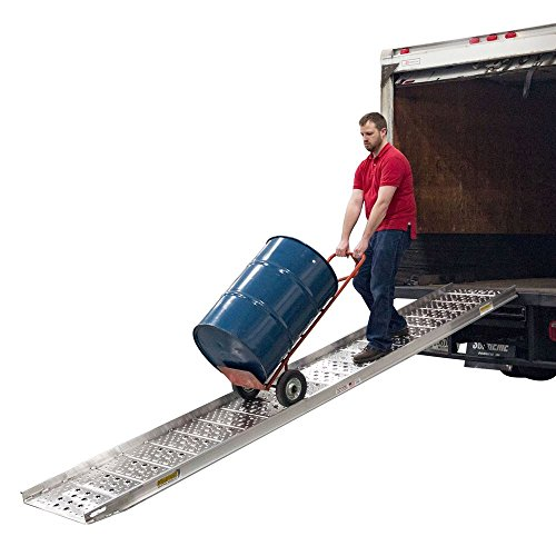 "Guardian Aluminum Walk Ramp Hook-End 10' X 26"" by Guardian"