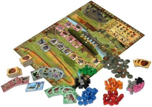 Ystari CAYL01 - Juego de mesa: Amazon.es: Juguetes y juegos