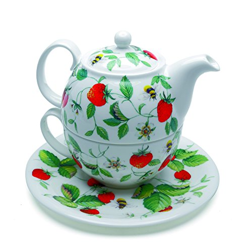 individual teapot and cup - 2