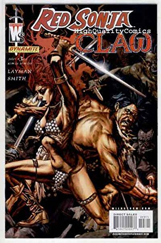 "Read Online Red Sonja/claw:devil's Hand #3 ""MAYOR COVER"" pdf"