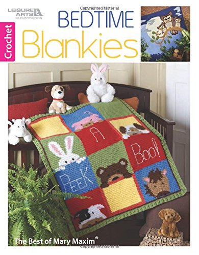 Bedtime Blankies: The Best of Mary Maxim (Crochet)