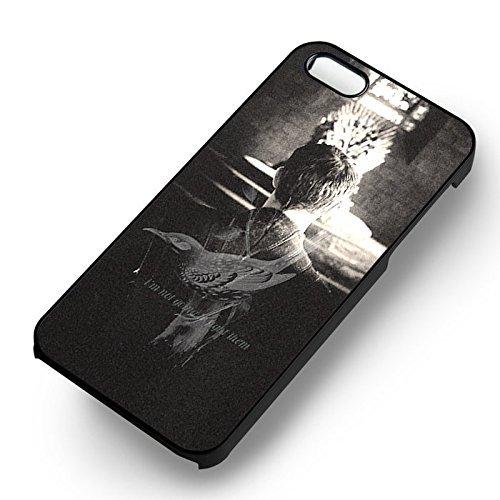 Thrones pour Coque Iphone 6 et Coque Iphone 6s Case (Noir Boîtier en plastique dur) P4S8NI