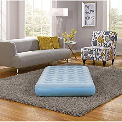 ANJUYA s BeautySleep Smart Aire 9 inch Air Bed Mattress Outdoor Travel Car Sleeping Air Mattress