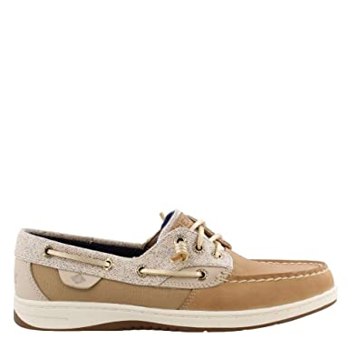 4a171f3240b77 Amazon.com | Sperry Top-Sider Rosefish Sparkle Boat Shoe Women's ...