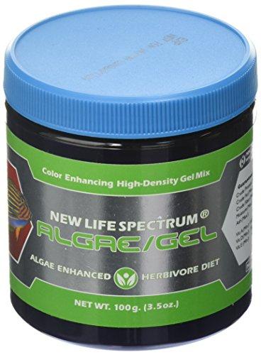 New Life Spectrum AlgaeGEL Mix Food for Pet, 100g