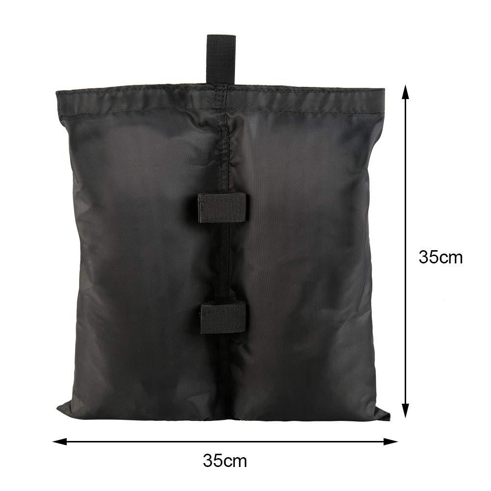 Sacchi di Sabbia per Gambe della Tenda Pesi per baldacchino per Gazebo WXJ13 4 Pezzi
