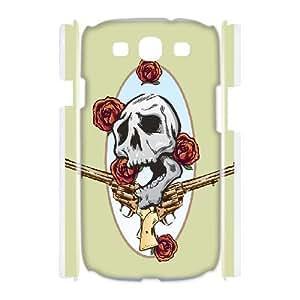 Samsung Galaxy S3 I9300 GUNS Theme Phone Shell