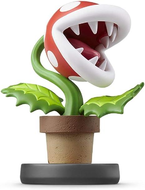 Nintendo amiibo Piranha Planta Piraña Super Smash Bros Series ...