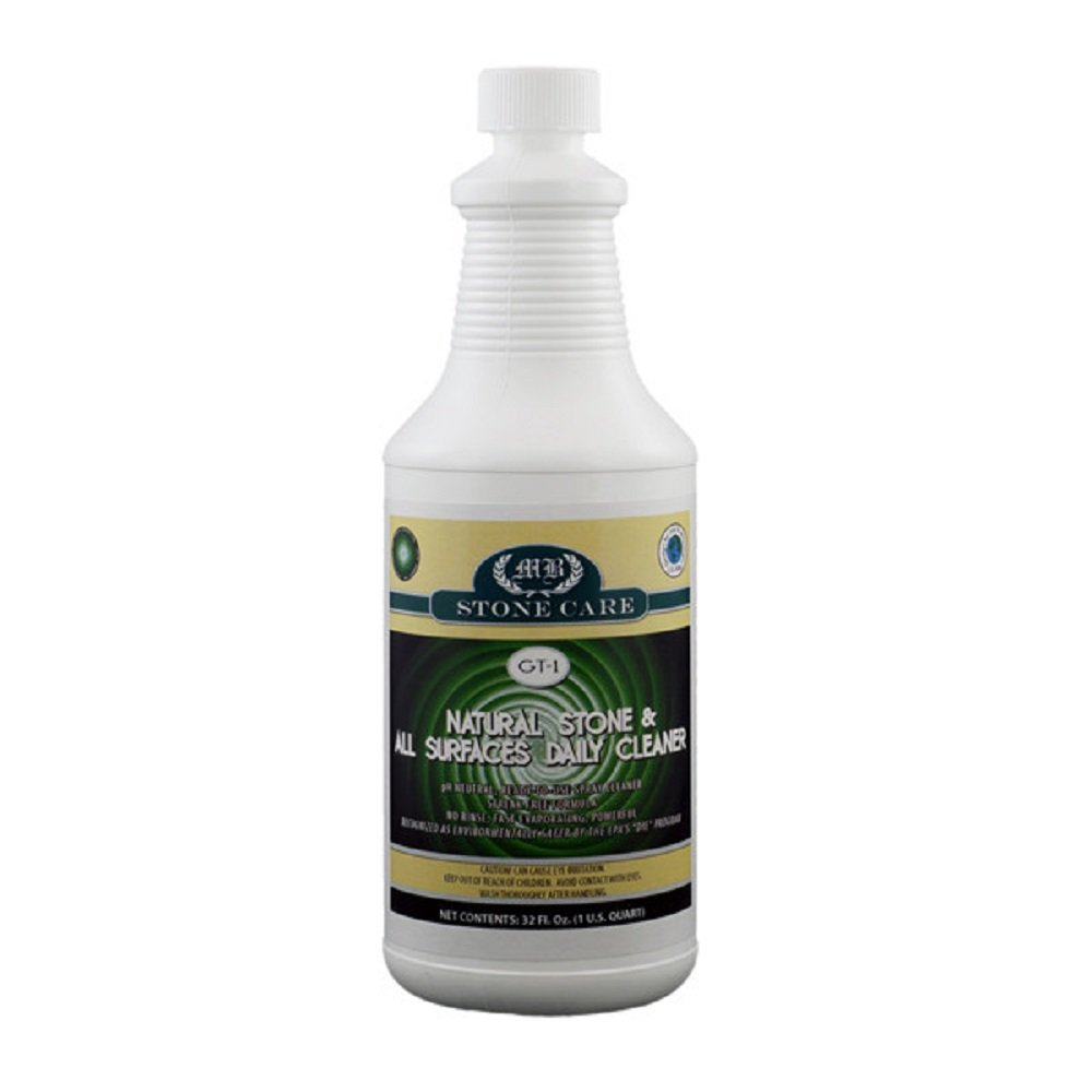 MB Stone Care EPA Certified Natural Stone and Surface Daily Household Cleaner, 2.4 Pound