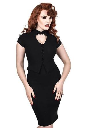 Killstar Parlor Pin Up Dress At Amazon Womens Clothing Store