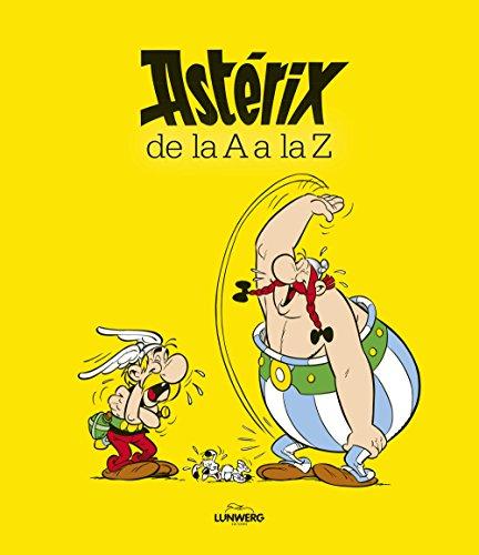 Descargar Libro Astérix De La A A La Z Carine Picaud