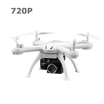 LouiseEvel215 RC Drone 4CH WiFi FPV Drone 720P HD Cámara Presión ...