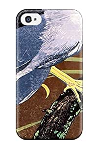 Fashionable Style Case Cover Skin For Iphone 4/4s- Birds S