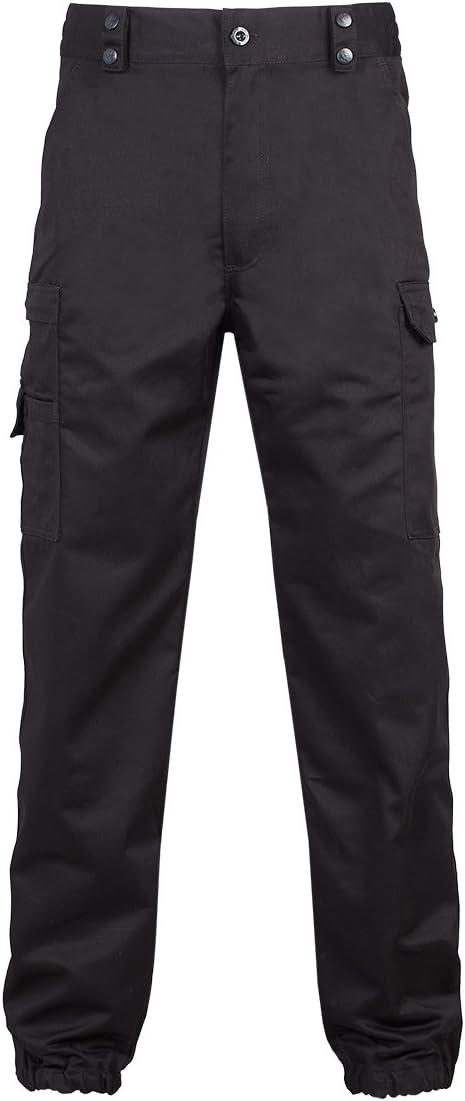 60 North Ways Pantalon de s/écurit/é SOLACE 8614 Noir