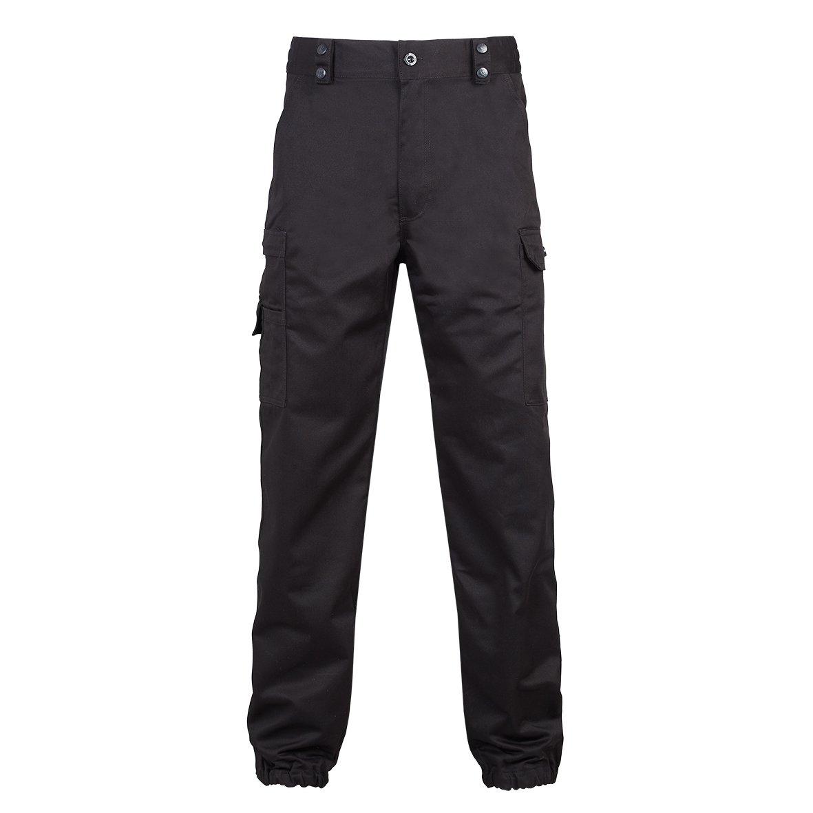 NW NORTH WAYS 2480 Pantalon de sécurité Solace Noir