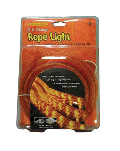 Halloween Led Rope Lights in US - 6