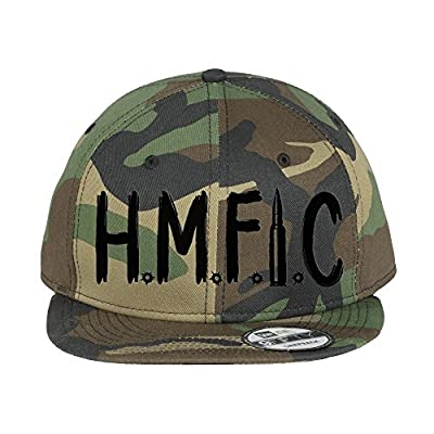 H.M.F. I.C Camo Snapback