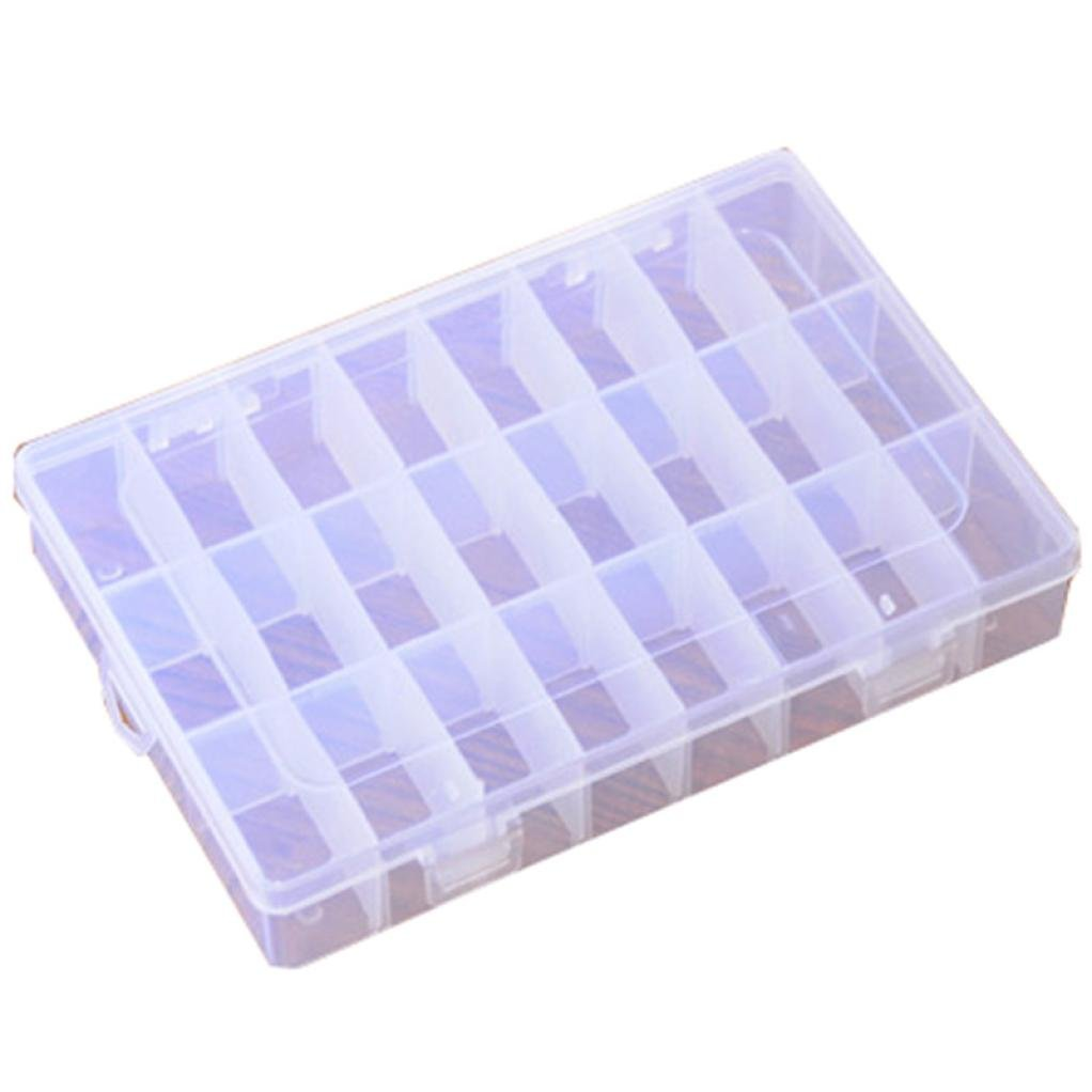 Huphoon 7 Day Weekly Travel Portable Pill Box Medicine Organizer Container Case Pill Box (3 Different Size) (Big)