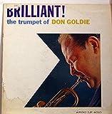 DON GOLDIE BRILLIANT vinyl record