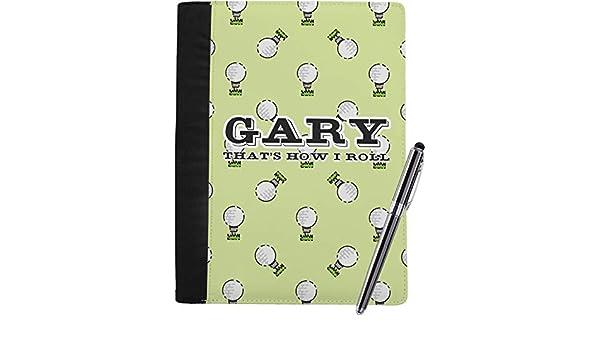 Amazon.com : Golf Notebook Padfolio (Personalized) : Office ...
