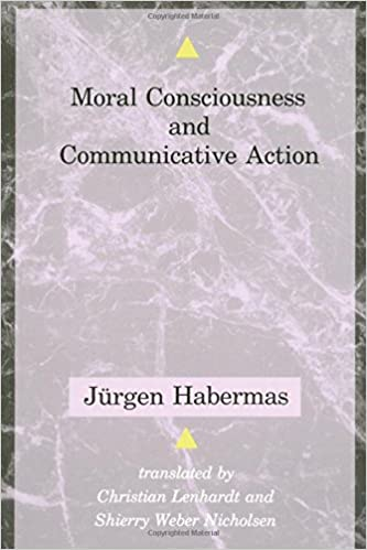 Moral Conciousness And Communicative Action Studies In Contemporary