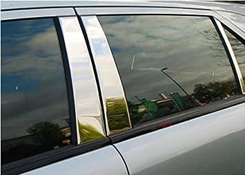 Mercedes W220 S Class Chrome B Pillar Trim Covers S280 S320 S350 S500 S55 S65