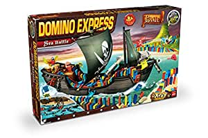 Goliath 80891.004 Domino Express Pirate Sea Battle - Juego