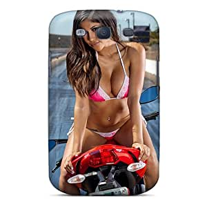 Fashion Protective Ducati Streetfighter Case Cover For Galaxy S3