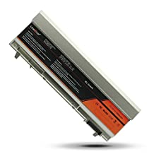 LENOGE New Replacement Laptop Notebook Battery(7800mAh Samsung Cells) for Dell Latitude E6400 E6500 W1193 Precision M2400 PT434 PT435 PT436 PT437 KY265 0H1391 312-0215 312-0753 RG049 0TX283 U844G C719R H1391 P018K 4M529 WG351 M4400 M4500 M6400 M6500 KY477 KY268 MN632 MP303 MP307 NM631 E6410 E6510 FU571 451-10584 TX283 NM633 PP27LA (18 Months Warranty)