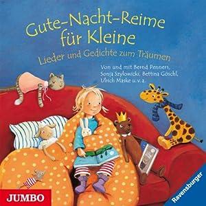 Gute-Nacht-Reime für Kleine Hörbuch