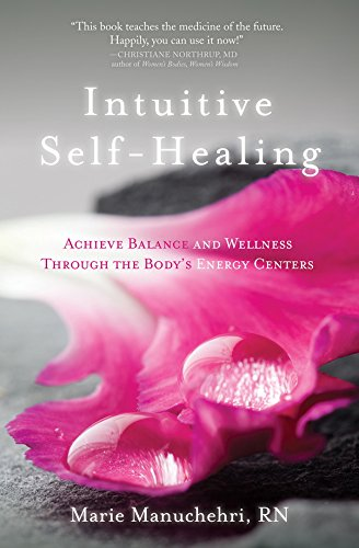 Intuitive Self Healing Marie RN Manuchehri ebook product image
