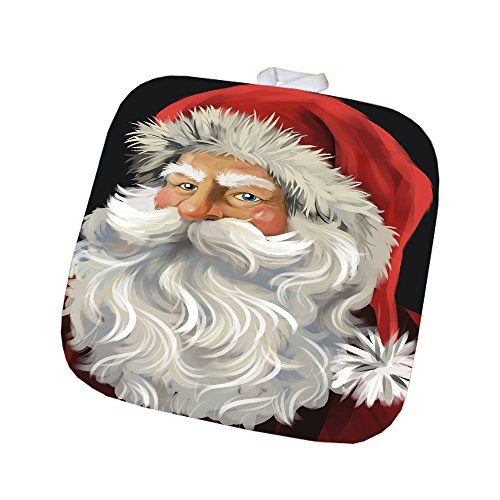 Merry Christmas Happy Holiday Pot Holder D419