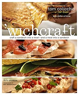'wichcraft: Craft a Sandwich into a Meal--And a Meal into a Sandwich: A Cookbook (0609610511) | Amazon price tracker / tracking, Amazon price history charts, Amazon price watches, Amazon price drop alerts