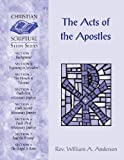 The Acts of the Apostles, William Anderson, 0764802402