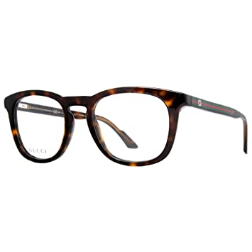 daca46db234 Optical frame Gucci Acetate Dark Havana (GG 1114 M7V)