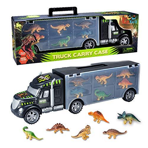 Toyvelt Dinosaurs Transport Car