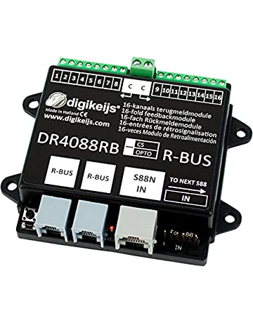 Digikeijs DR4088RB-CS 16-channel R-BUS™ Feedback Module