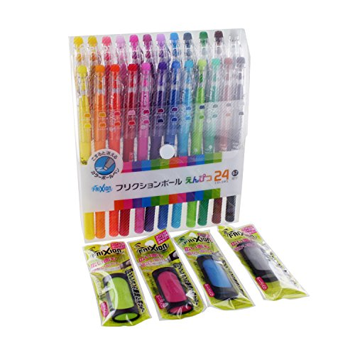 Pilot FriXion Erasable Assorted Frixion