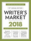 #8: Writer's Market 2018: The Most Trusted Guide to Getting Published