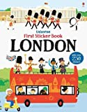 First Sticker Book London (First Sticker Books)